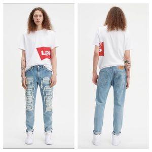 Levi's hi-ball roll men's jeans size 32